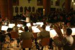 Das Heeresmusikkorps 12 im feierlichen Ambiente der katholischen Stadtpfarrkirche St. Johannes