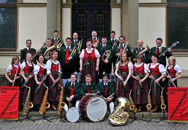 """""""Sehr guter Erfolg"""" für den Musikverein Oerlenbach"""