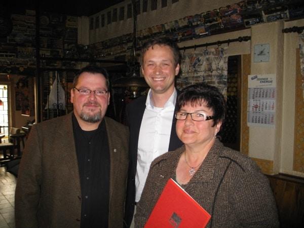 Christiana Hegelheimer 30 Jahre in der SPD
