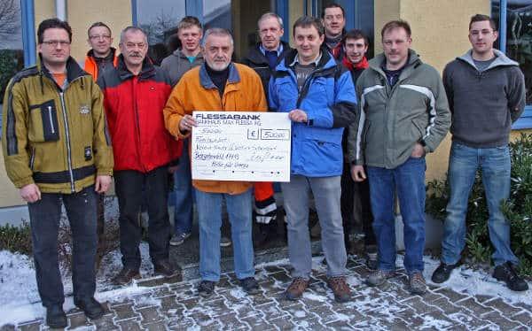 Gemeinde Bergrheinfeld – Bauhof unterstützt seine Patenkinder