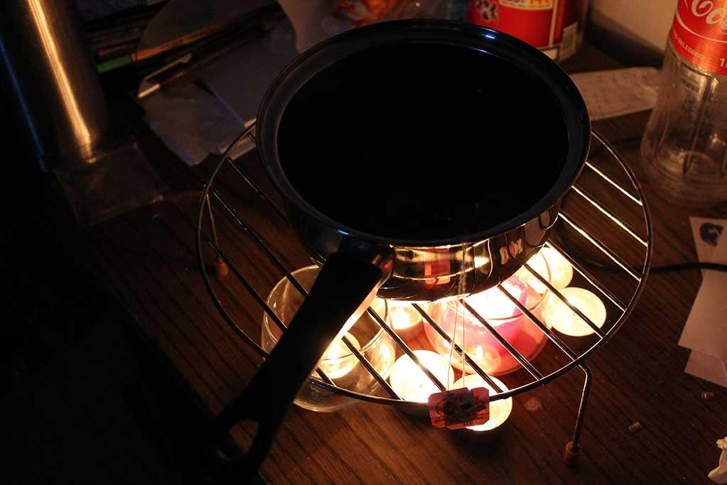Kochen Ohne Strom Und Wasser