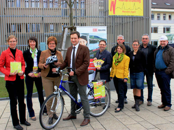 Radelspaß im Werntal am Sonntag, den 28. April 2013