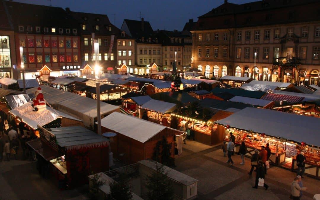 Bamberg lädt zur Einkaufsnacht am 07. Dezember ein