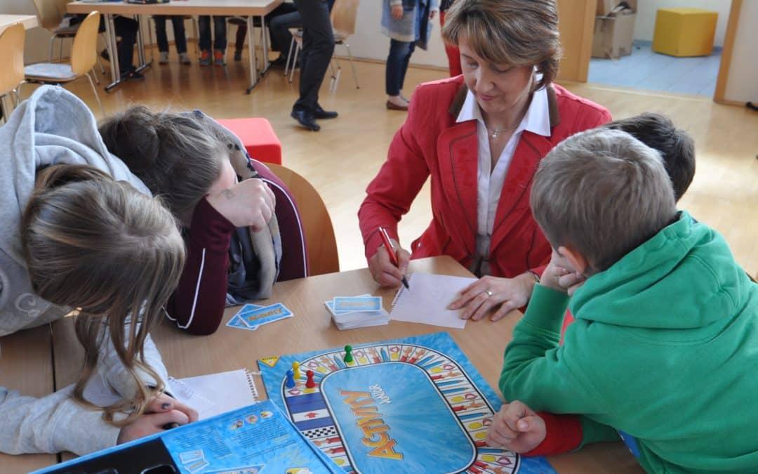 Spielepaket für Jugendhilfezentrum Maria Schutz