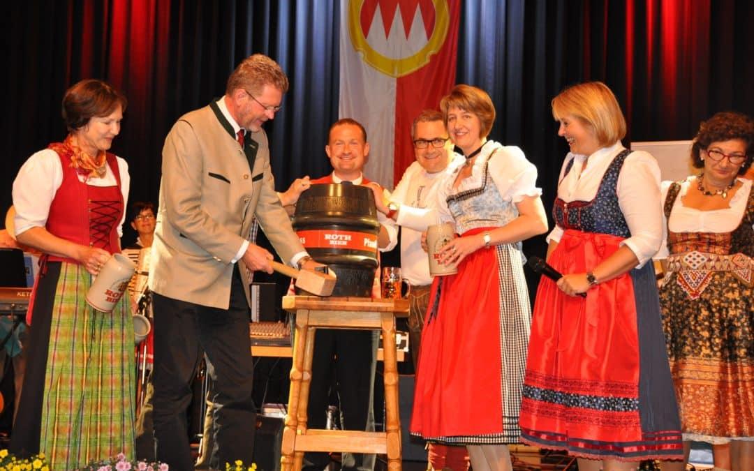 Gerhard Eck und Anja Weisgerber kämpfen in München und Berlin für die Interessen von Stadt und Landkreis Schweinfurt