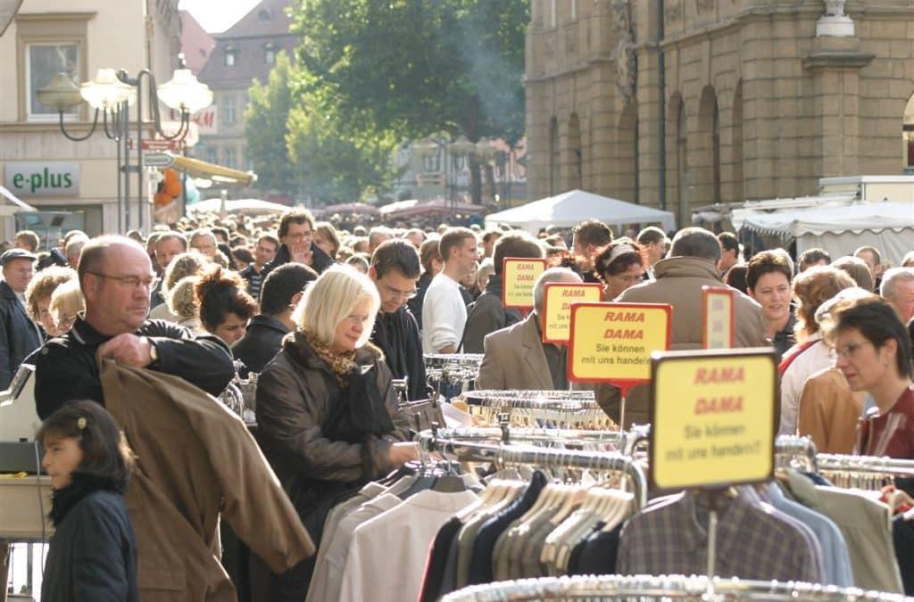 Stadtmarketing lädt zum Verkaufswochenende nach Bamberg ein