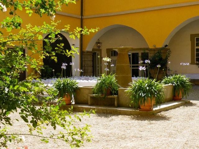 Schlossführungen durch das barocke Landschloss Zeilitzheim im Mai