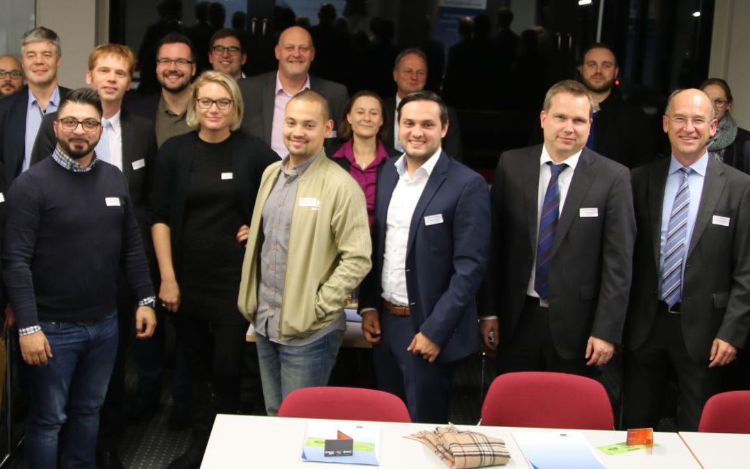 IHK und BayStartUP vernetzten Start-Ups mit Mittelständlern