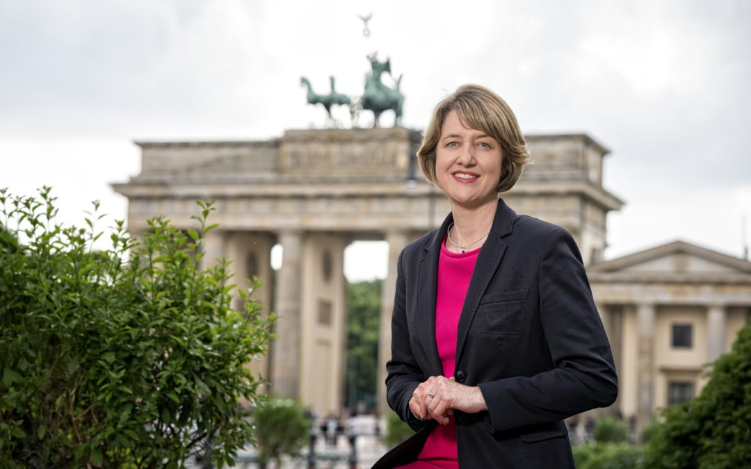Politische Informationsfahrt zu Anja Weisgerber nach Berlin