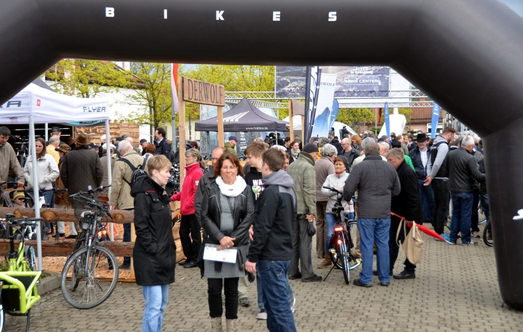 7. Fahrzeugschau Elektromobilität in Bad Neustadt