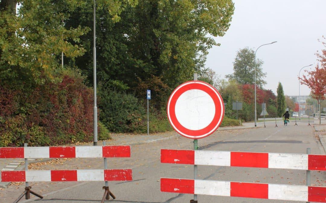 Kreisstraße zwischen Stettbach und der SW 29 bei Werneck von 1. bis 4. August gesperrt