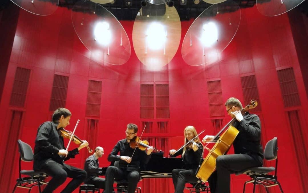 Perlen polnischer Musik im Barockschloss Zeilitzheim