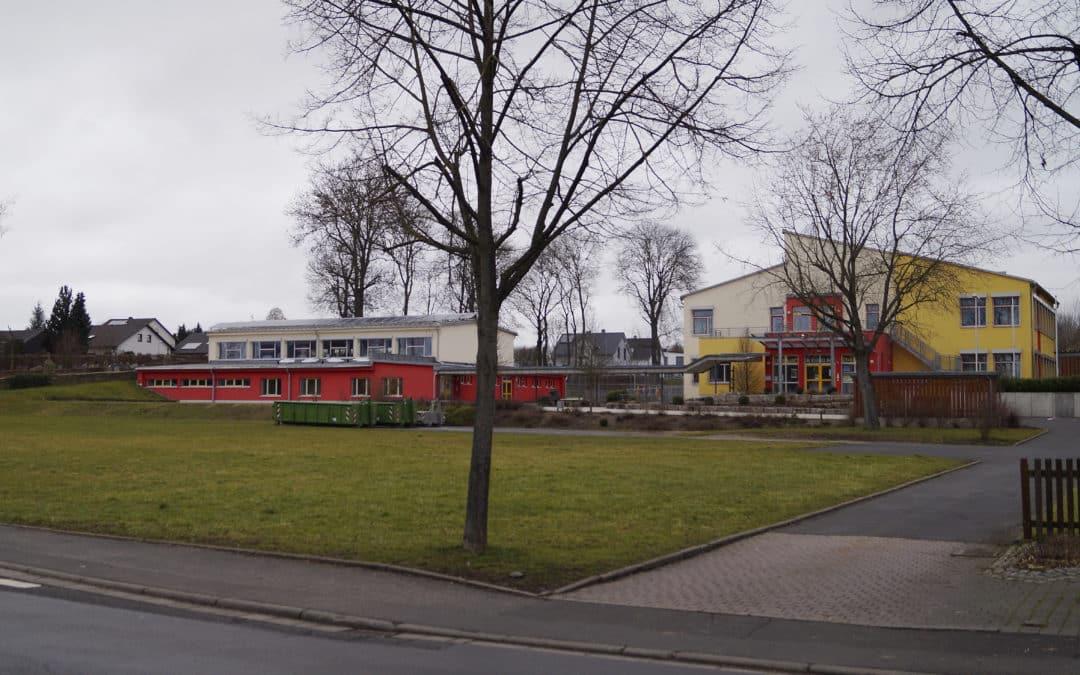Geldersheimer Bücherei: Neubau auf dem Schulgelände?