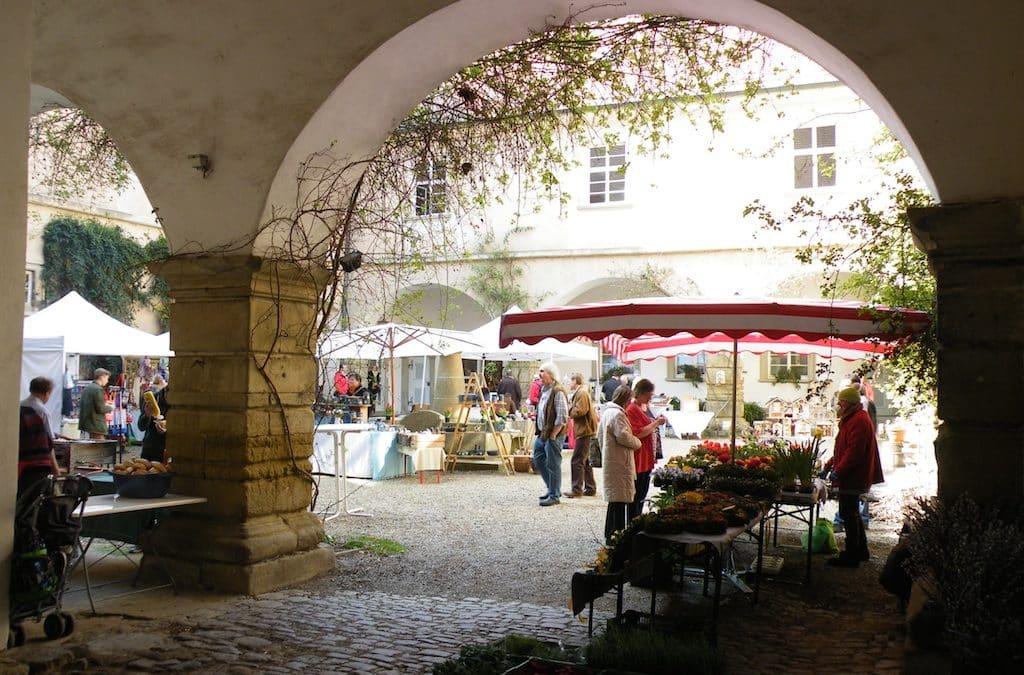 Ostermarkt in Schloss Zeilitzheim