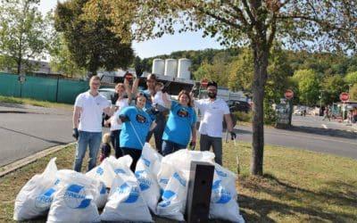 World Cleanup Day 2020 – Bad Kissingen war dabei