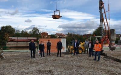 Reichmannshausen bleibt im Baustellenmodus