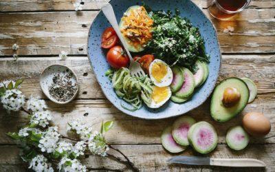 Gesunde Ernährung unterstützt die Gesundheit