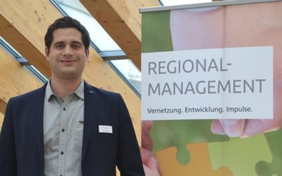 Neuer Regionalmanager am Landratsamt Schweinfurt