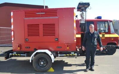 Bei Stromausfall: Feuerwehr übernimmt Notfall-Alarmierung