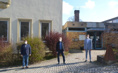 """Knapp 100.000 Euro Förderung für soziokulturelles Projekt """"Kirchberg7"""" in Üchtelhausen"""