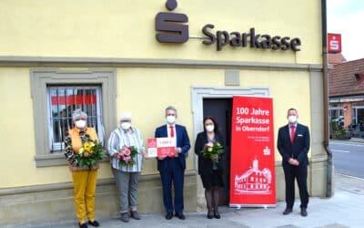 100 Jahre Sparkasse in Oberndorf
