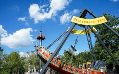 Saisonstart im Erlebnispark Schloss Thurn am 12.Juni