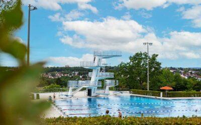 SILVANA eröffnet die Freibadsaison zum 03.06.2021