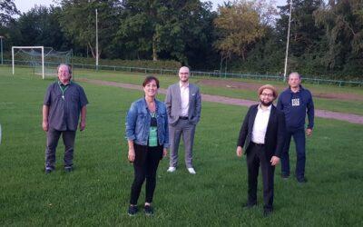 Neuwahlen im Kreisverband Schweinfurt Bündnis 90 /Die Grünen