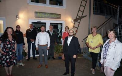 Kreisvorstandschaften des Bayerischen Bauernverbandes von Kitzingen und Schweinfurt gemeinsam im Gespräch mit den Bundestagskandidat:innen