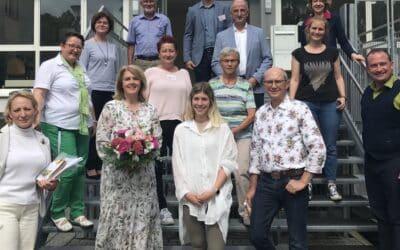 10 Jahre Förderkreis Jugendhilfezentrum Maria Schutz in Grafenrheinfeld