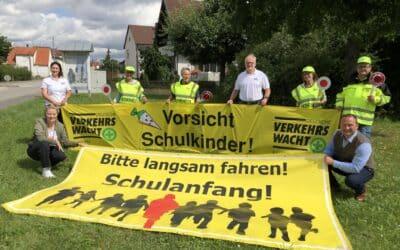 Gemeinsam für die Sicherheit der Kinder im Straßenverkehr