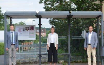 Mobilitätskonzept des Landkreises Schweinfurt: Anliegen aus Bürgerworkshop wird umgesetzt