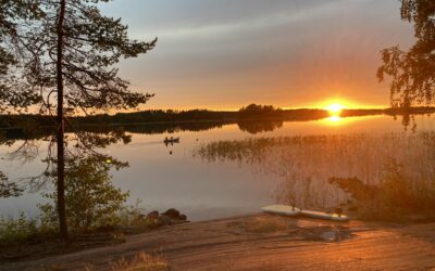 Schweinfurter Jugend als Botschafter zu Gast in der finnischen Partnerstadt Seinäjoki